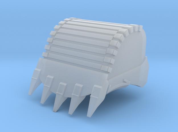 Felslöffel 3,5 m³ für Liebherr 970SME und Herpa 95 in Smooth Fine Detail Plastic