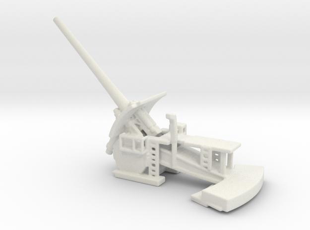 1/160 30.5cm beta m gerat Schwere Kartaune Beta-M- in White Natural Versatile Plastic