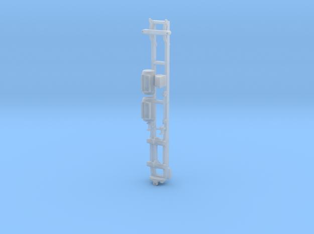 White RoadBoss 2 Frame_20ft in Smooth Fine Detail Plastic