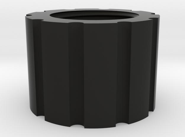Thread Saver 1 in Black Natural Versatile Plastic