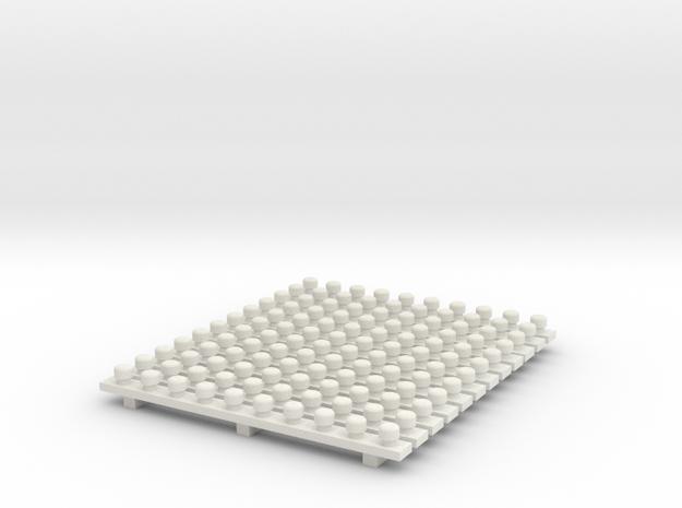 turbostrips   in White Natural Versatile Plastic