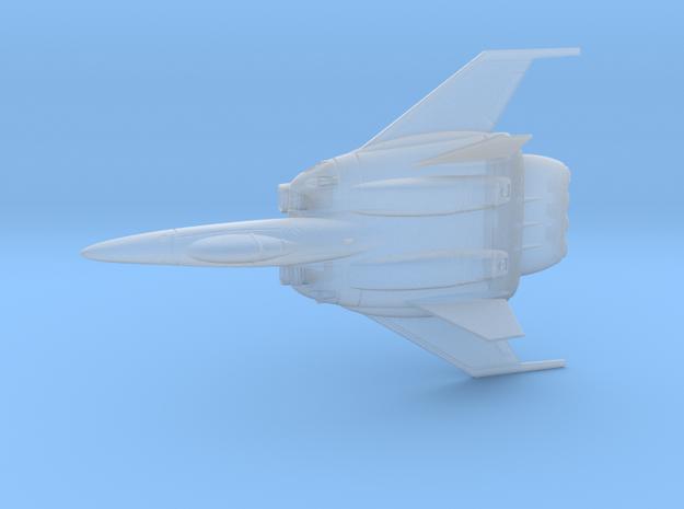 Heavy Assault Fighter in Smoothest Fine Detail Plastic