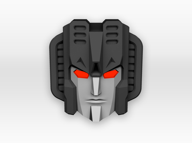 Seeker faceplate for Titans Return
