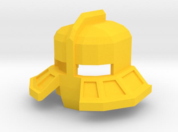 garai G3 in Yellow Processed Versatile Plastic