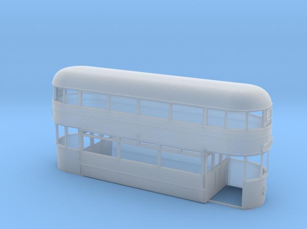 Southampton Milnes TCB  Tram 4mm in Smooth Fine Detail Plastic