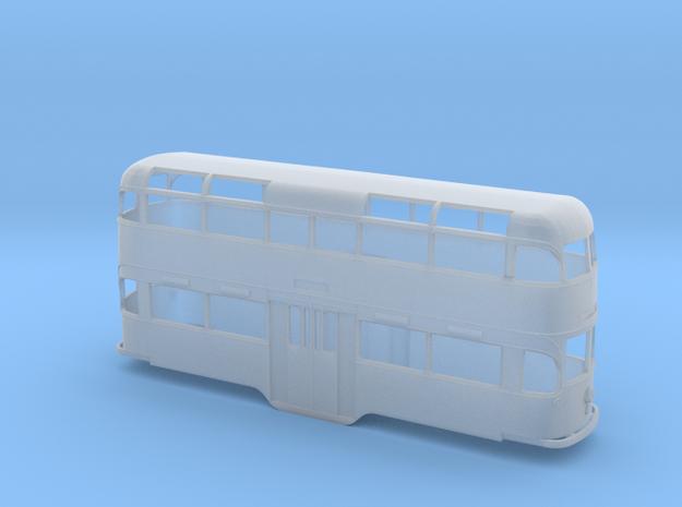 Sunderland Tram 48 (ex-South Shields) 4mm in Smooth Fine Detail Plastic