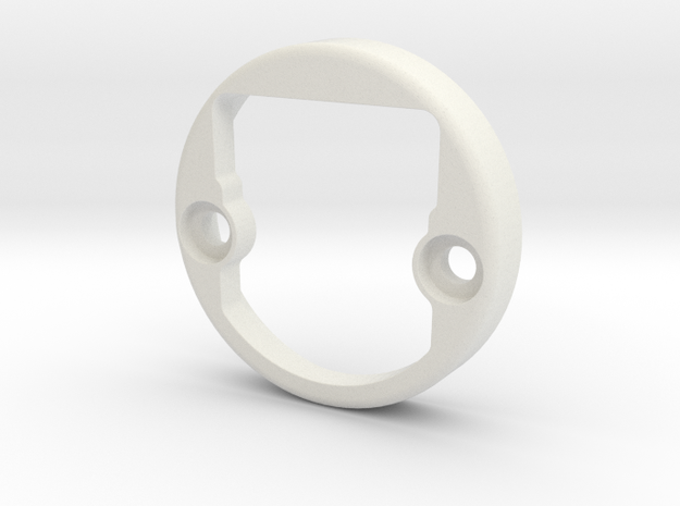 Ikea CABINET HINGE  RING in White Natural Versatile Plastic