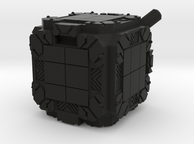 So-Do Pandora Box - Corner Peg in Black Natural Versatile Plastic