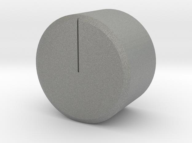 Quad 34 Volume Control in Gray PA12