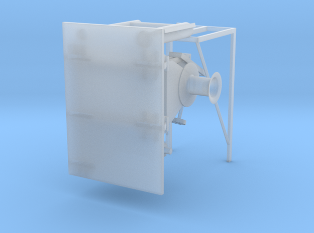 Tuggerwinch 2 in Smooth Fine Detail Plastic