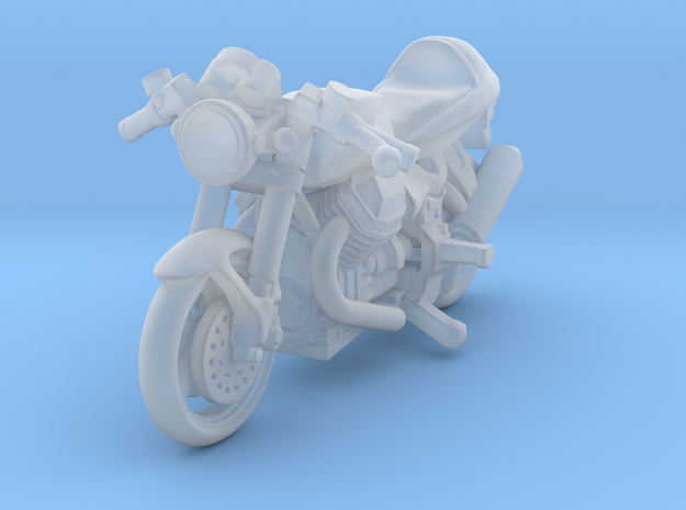 Moto Guzzi v11  1:87 HO in Smooth Fine Detail Plastic