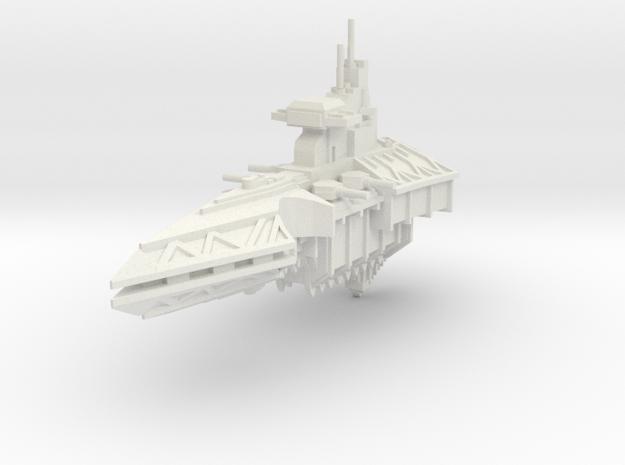 Crucero Ligero clase Cisma in White Natural Versatile Plastic