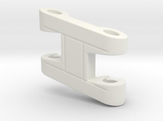 Armada Makeshift Wing L in White Natural Versatile Plastic