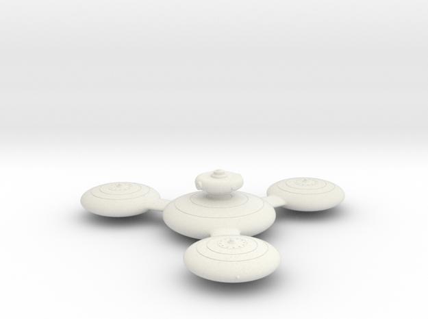 Omni Scale Gorn Base Station SRZ in White Natural Versatile Plastic