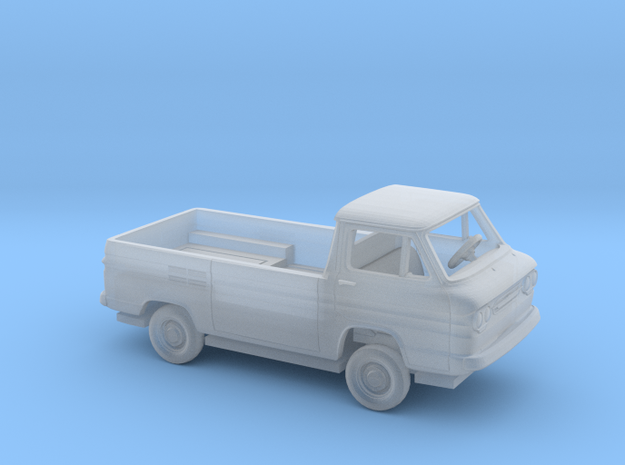 1/72 1961-65 Chevy Greenbrier PickUp Kit in Smooth Fine Detail Plastic