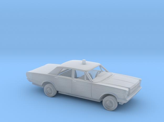 1/72 1966 Ford Galaxie 500 Sedan Emergency Kit in Smooth Fine Detail Plastic