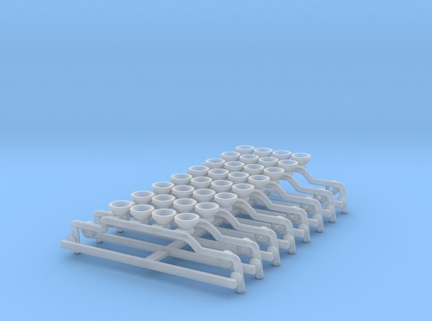 1/87 LB/V/4r/HoBr/RKL in Smoothest Fine Detail Plastic