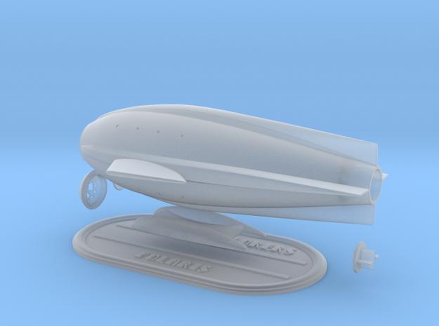 "Space Explorers' Polaris 4.75"" version in Smooth Fine Detail Plastic"