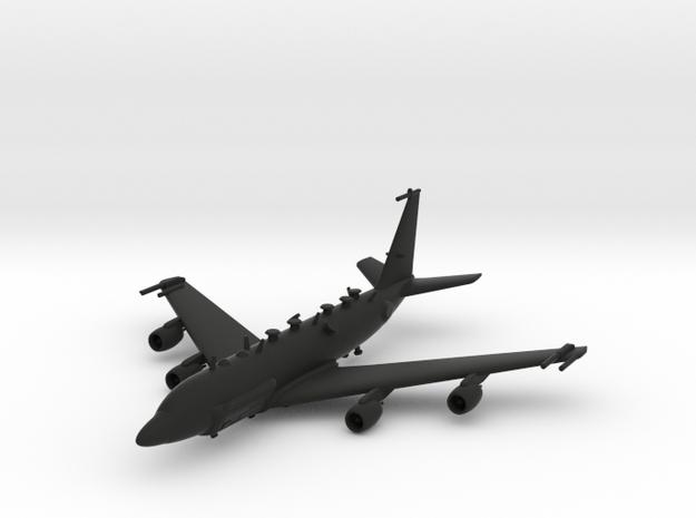 Boeing RC-135V/W Rivet Joint in Black Natural Versatile Plastic