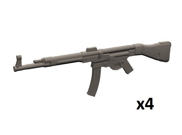 1/18 scale StG-44