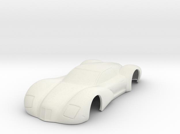 "HWP 2018 ""Auburn"" Concept Car"