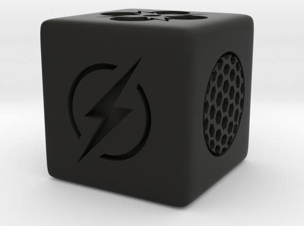 x-wing 2nd Edition Token-dice in Black Premium Versatile Plastic
