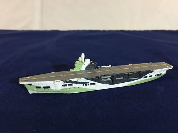 HMS Unicorn 1/1800 in White Natural Versatile Plastic