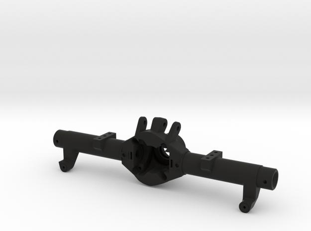 TMX Delta 44 Rear Axle in Black Natural Versatile Plastic