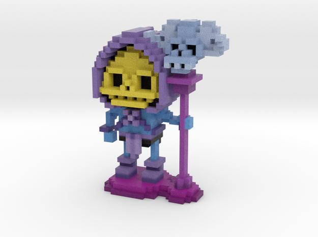 Skeletor 2018 in Natural Full Color Sandstone