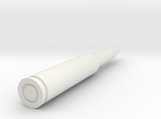 bottle opener in White Natural Versatile Plastic