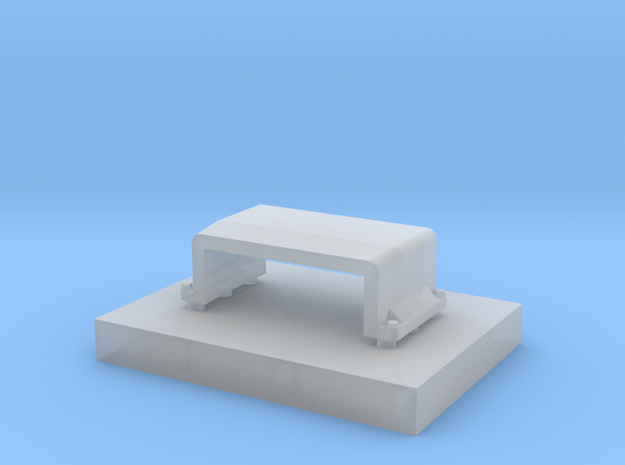 M48 Patton Early Gunners Sight in Smoothest Fine Detail Plastic