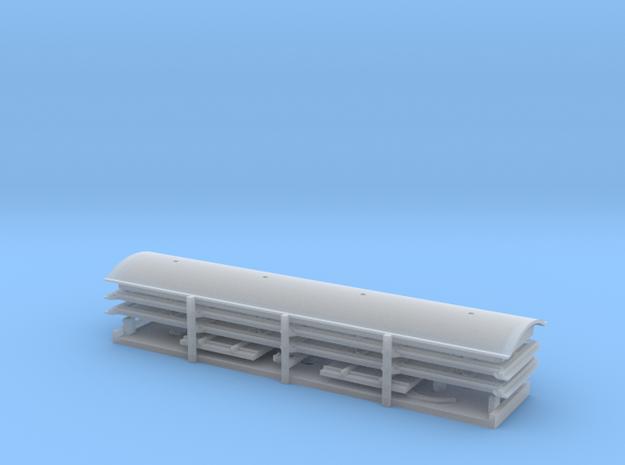hbis (kit) in Smooth Fine Detail Plastic