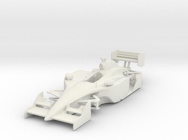 IRL 01-07 1/25 scale in White Natural Versatile Plastic