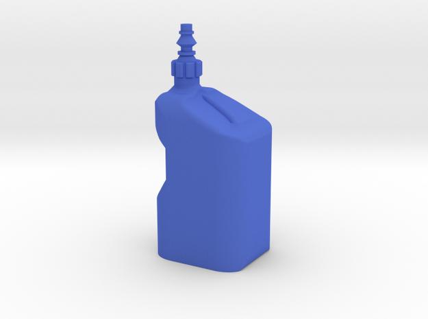 1Tenth Scale Plain Tuf Jug in Blue Processed Versatile Plastic