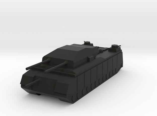 Landkreuzer p1000 in Black Natural Versatile Plastic