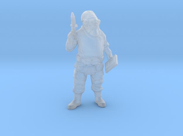 General Raddish in Smoothest Fine Detail Plastic