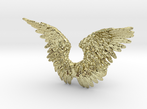 Ambition in 18k Gold Plated Brass: 6.75 / 53.375