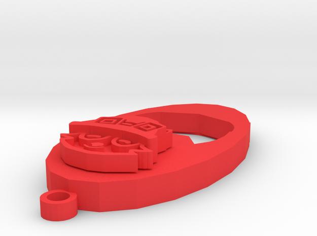 LoL Teemo Bottle Opener in Red Processed Versatile Plastic