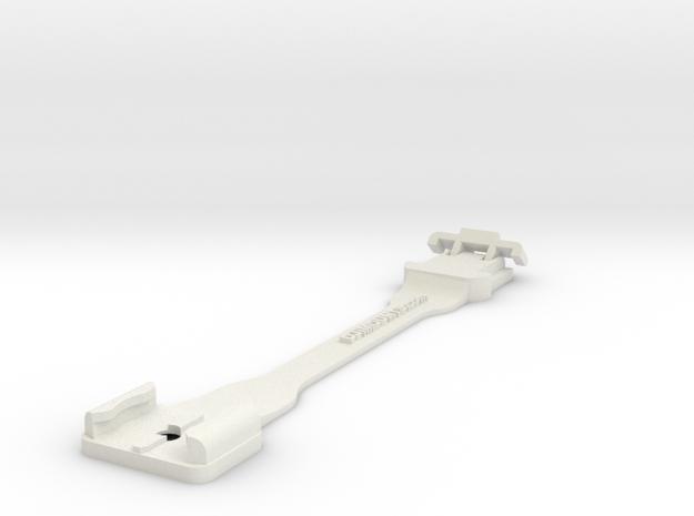 Stick Extender 20cm ... in White Natural Versatile Plastic