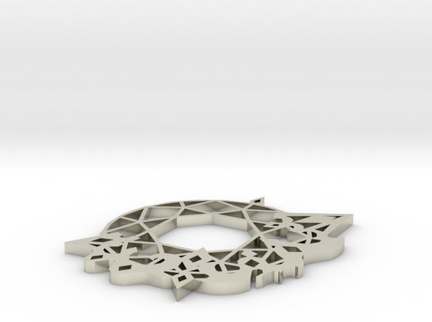 reconciliation necklace in 14k White Gold: Medium