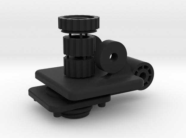 BASEDLPADSTA in Black Natural Versatile Plastic
