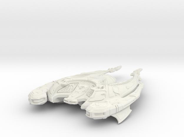 """Son´a_Commandcruiser 6.8"""" in White Natural Versatile Plastic"""