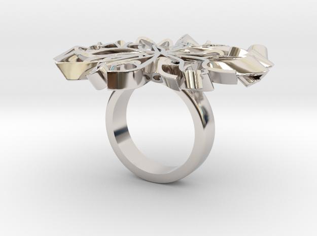 Trato - Bjou Designs in Rhodium Plated Brass