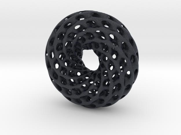 Diamont Tori in Black Professional Plastic