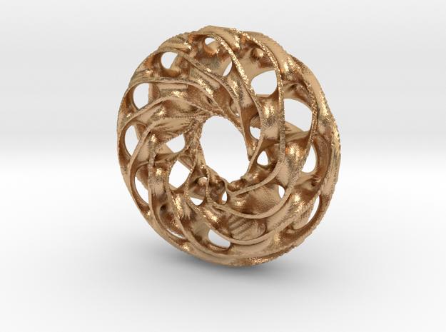 Scherk 25 in Natural Bronze
