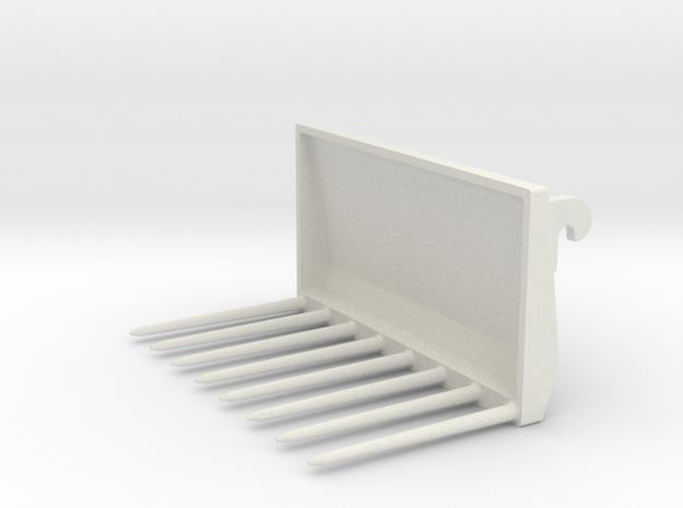 Mistgabel 1.5m Wiking in White Natural Versatile Plastic