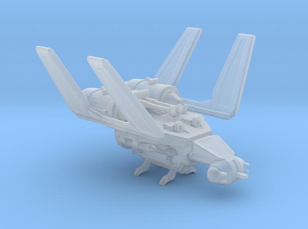 Dragonfly custom Gunship/Dropship in Smooth Fine Detail Plastic