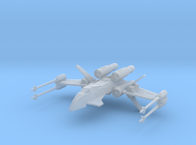 Clarion Republic Strike Fighter CML QC (1/270)  in Smooth Fine Detail Plastic
