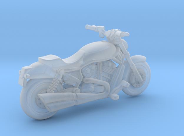 Harley Davidson V-Rod   1:120 TT in Smooth Fine Detail Plastic