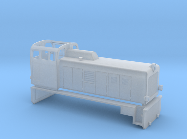 Faur L30H / PKP Lyd2 in Smooth Fine Detail Plastic: 1:87 - HO